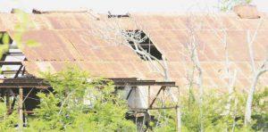deterioro de estructuras historicas