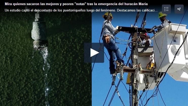 emergencias sobre huracán María