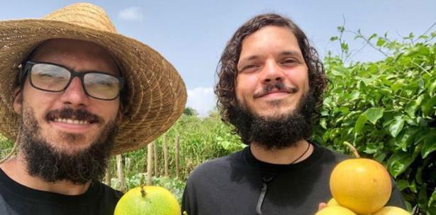 Hermanos Castro proyecto agrícola Finca NeoJibairo