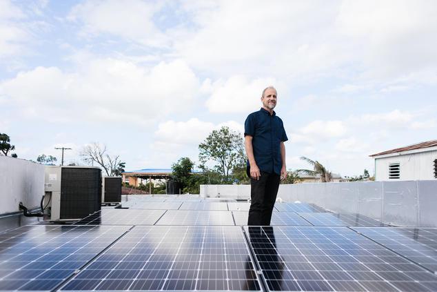 Jonathan Marvel solar power systems