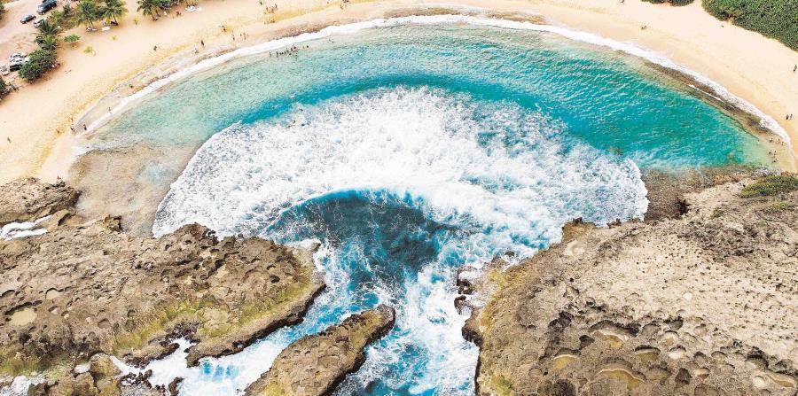 Mar Chiquita Puerto Rico