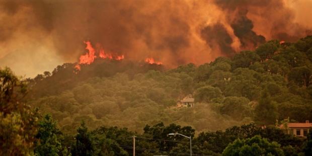 incendio condado Mendocino Lakeport California
