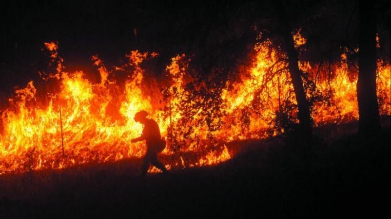 temperaturas incendios forestales