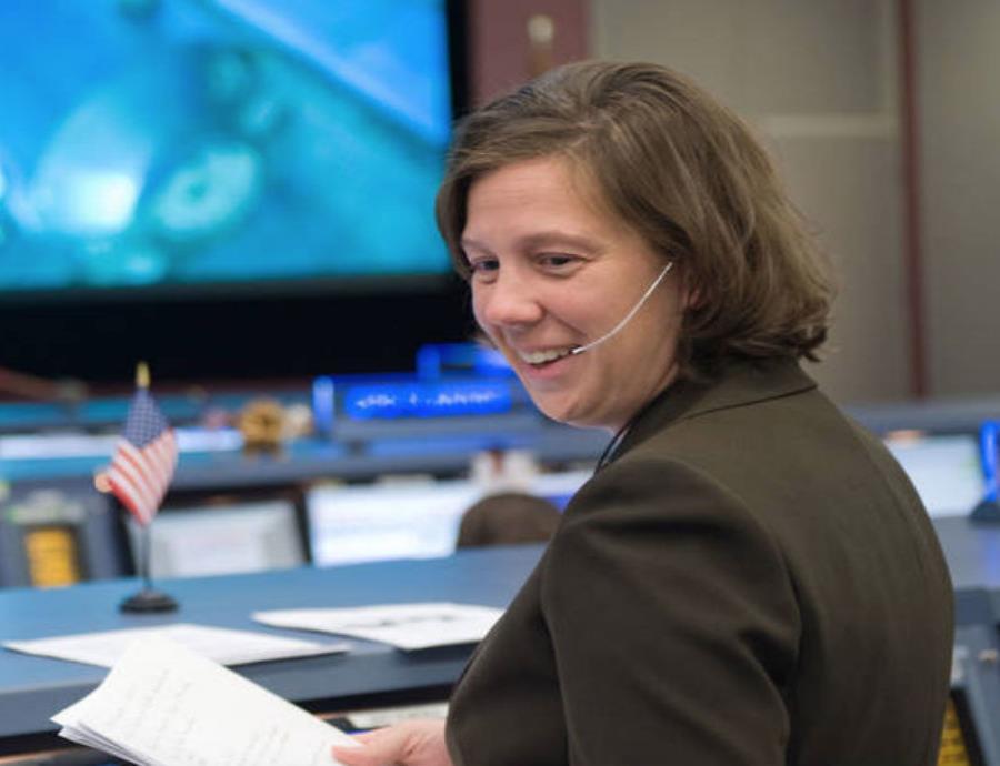 Holly Ridings NASA