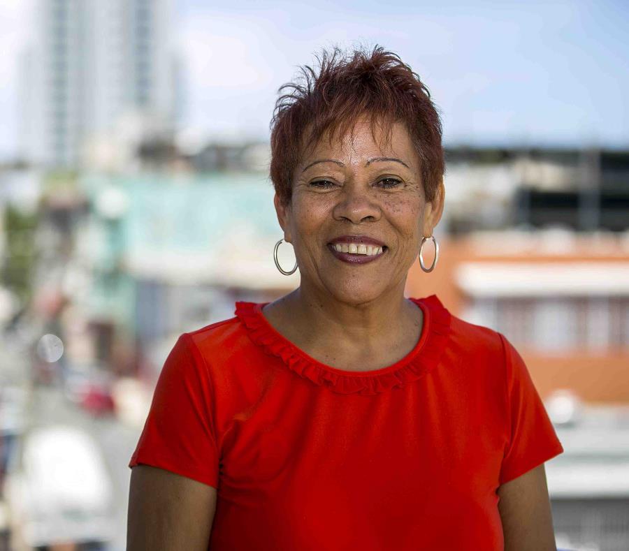 Socorro Rivera Rosa directora ejecutiva de La Fondita de Jesús