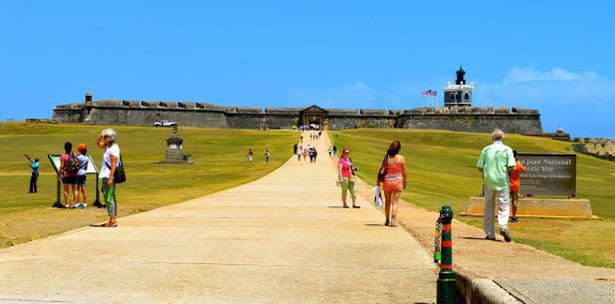 fortines de San Juan