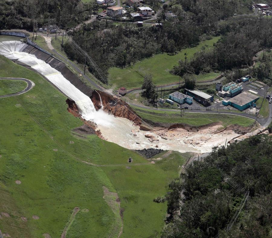 represa de Guajataca