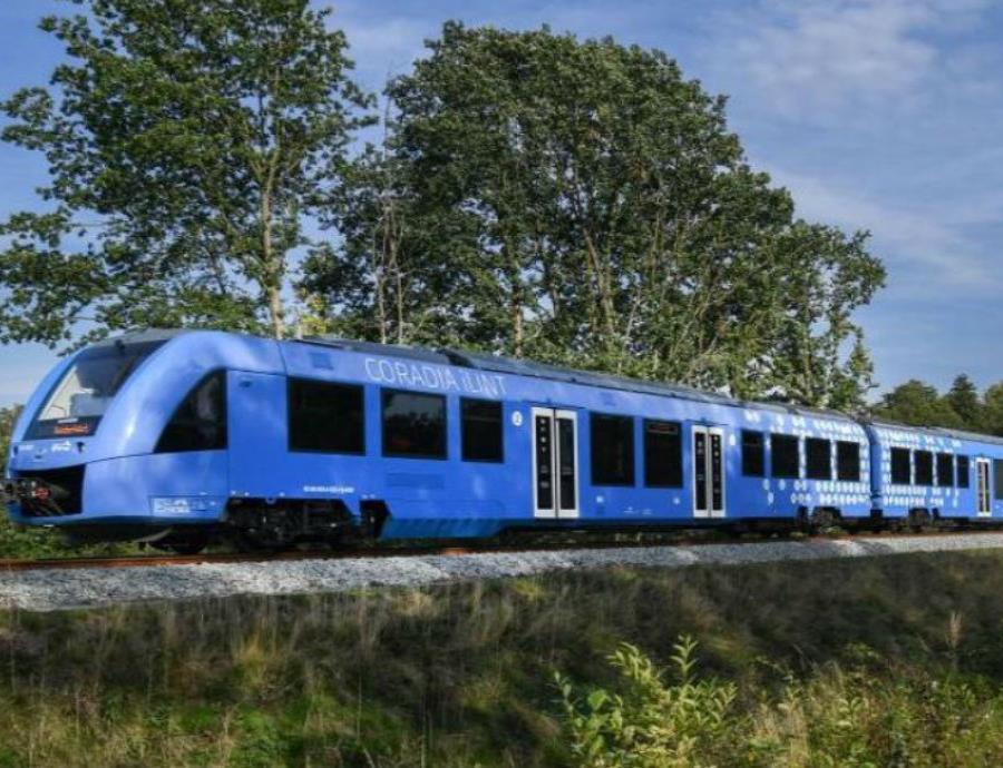 tren impulsado por hidrógeno de Alemania