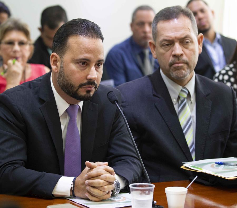 alcalde de Villalba Luis Javier Hernández Ortiz