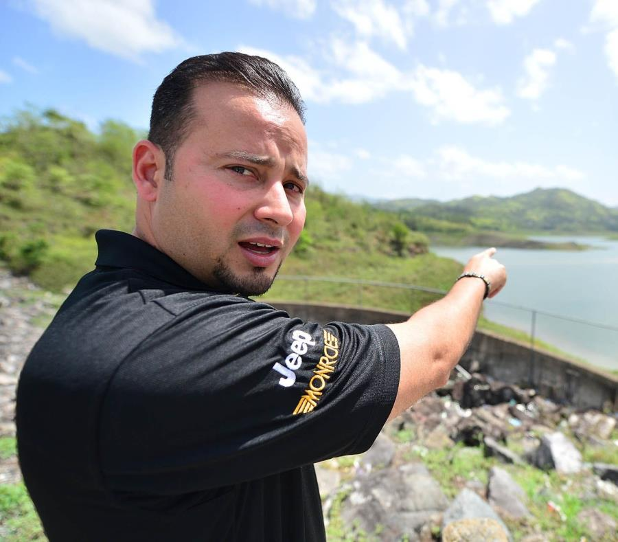 alcalde de Villalba LuisJavier Hernández