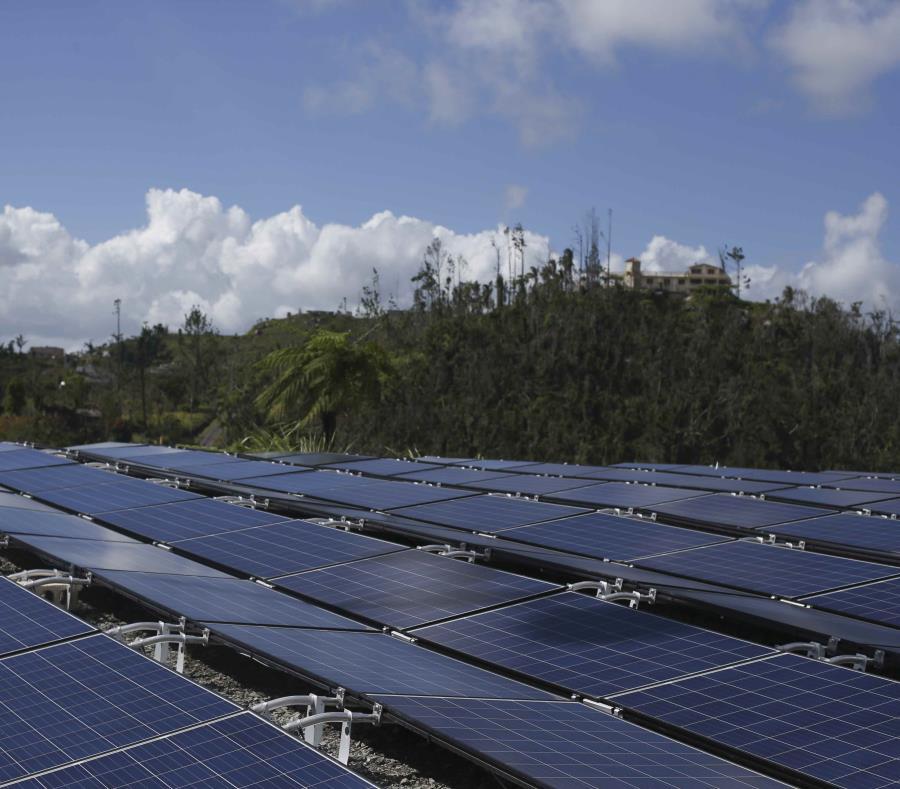 almacenamiento de energía paneles solares