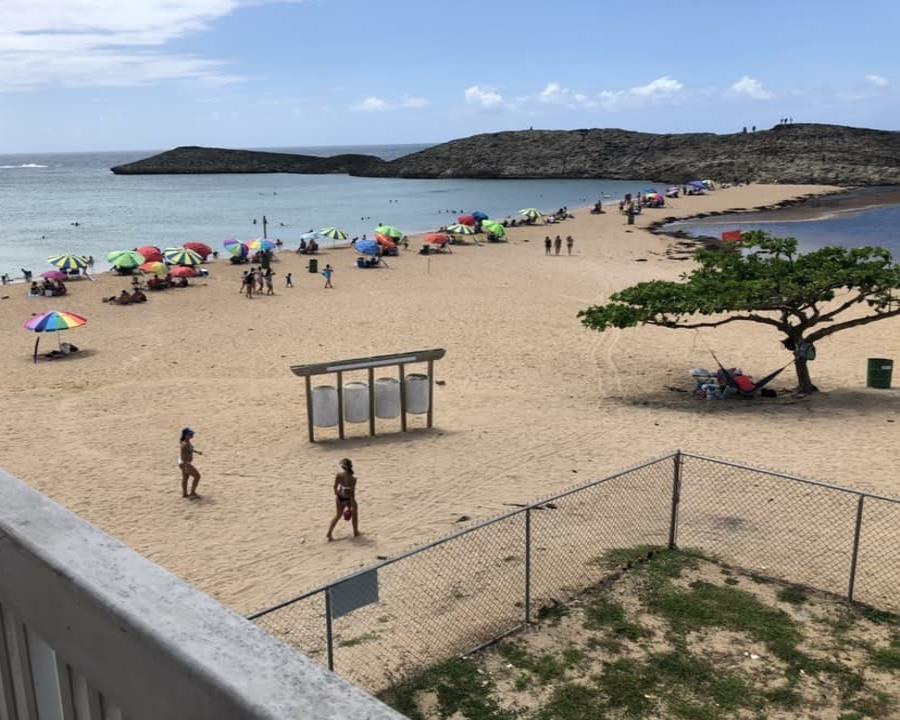 balneario de Puerto Nuevo en Vega Baja