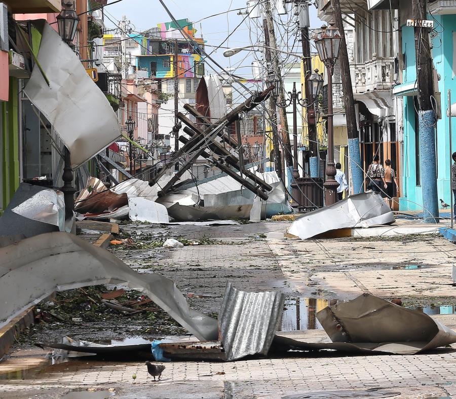 desastres ocurridos en la isla hace 150 años