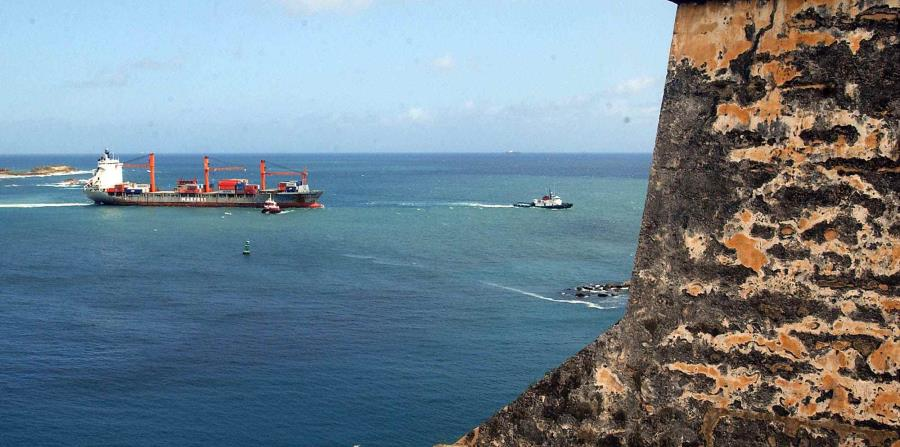 dragado de la bahía de San Juan