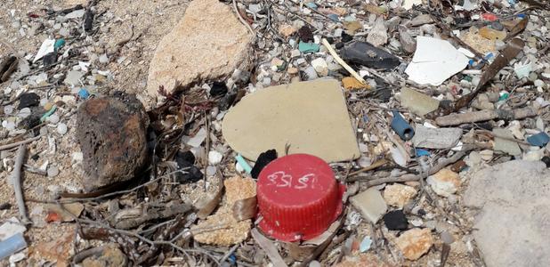 marcas que más contaminan el mar