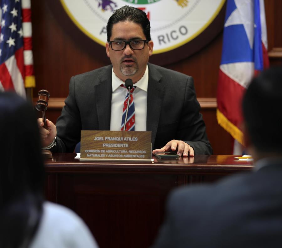 representante Joel Franqui Atiles