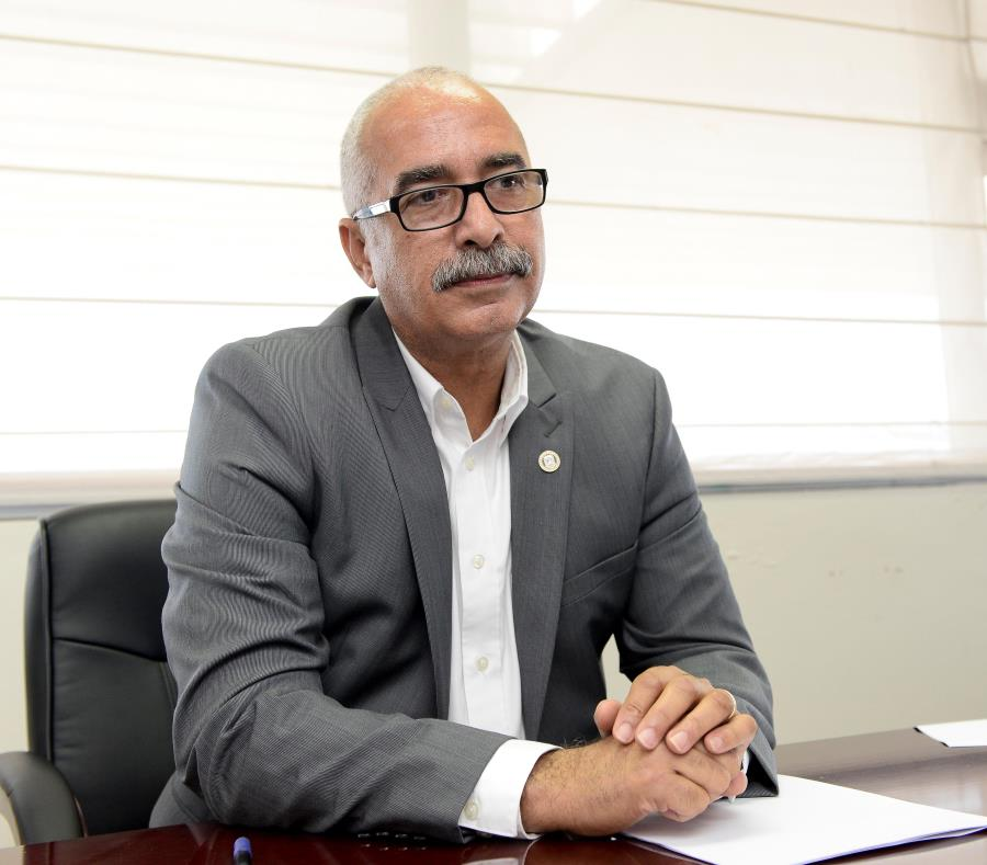 secretario de la gobernación Raúl Maldonado