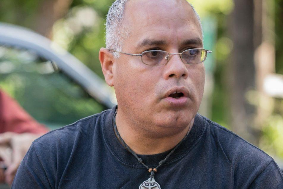 activista ambiental José Manuel Díaz