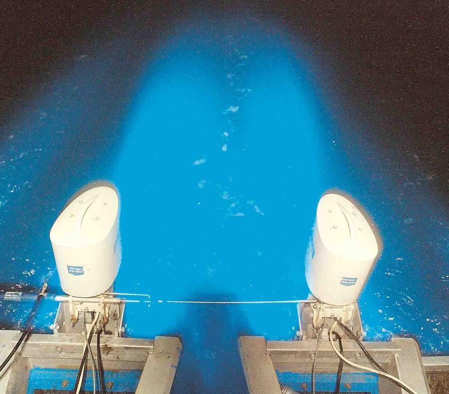 bioluminiscencia en Bahia Mosquito