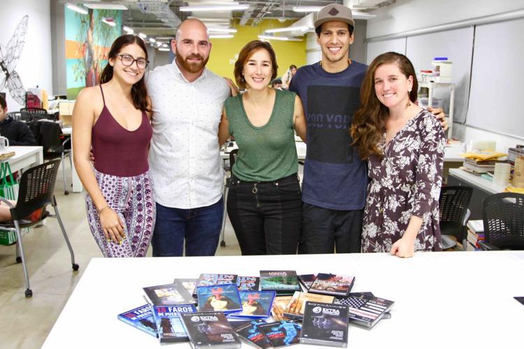 Asociacion de Documentalistas de Puerto Rico AdocPR