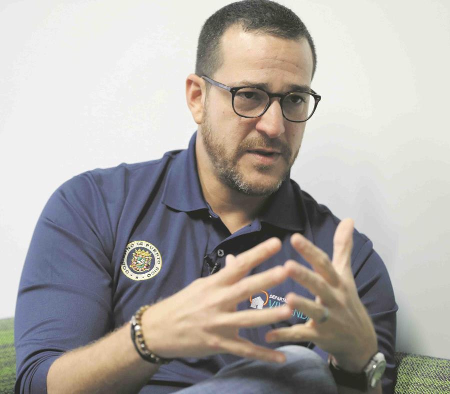 Fernando Gil secretario de Vivienda Puerto Rico