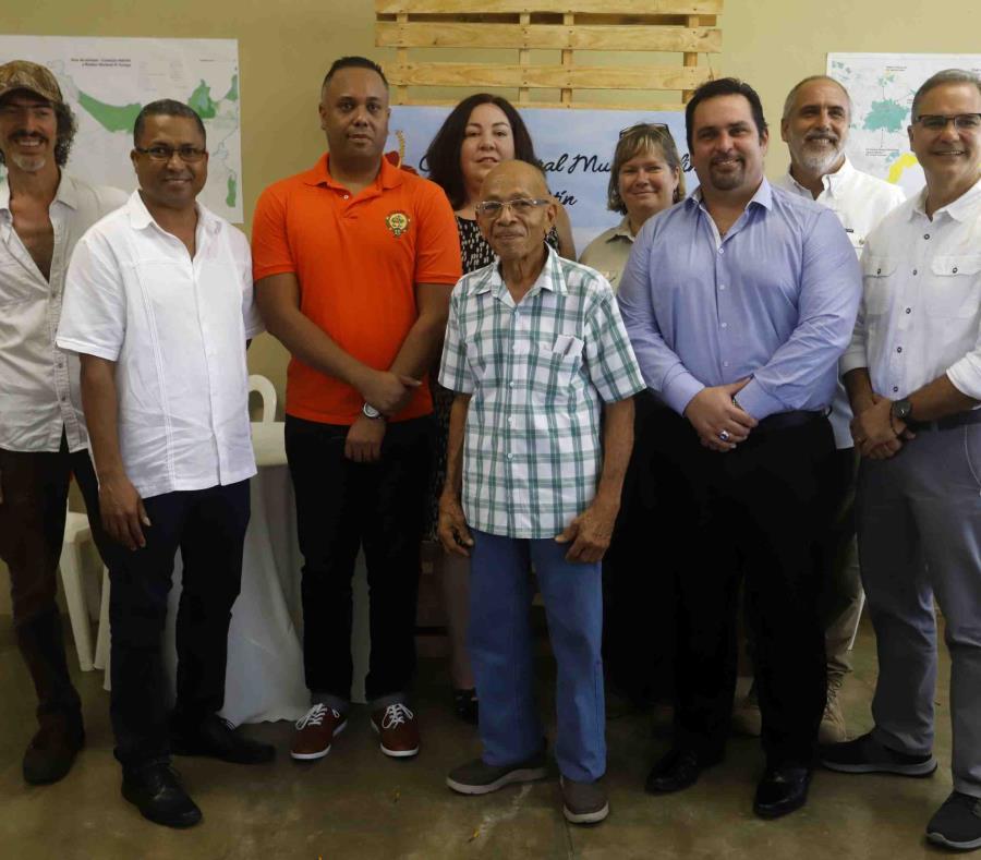 Vereda conectara El Yunque