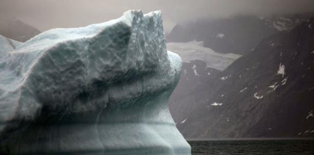 artico deshielo en Groenlandia