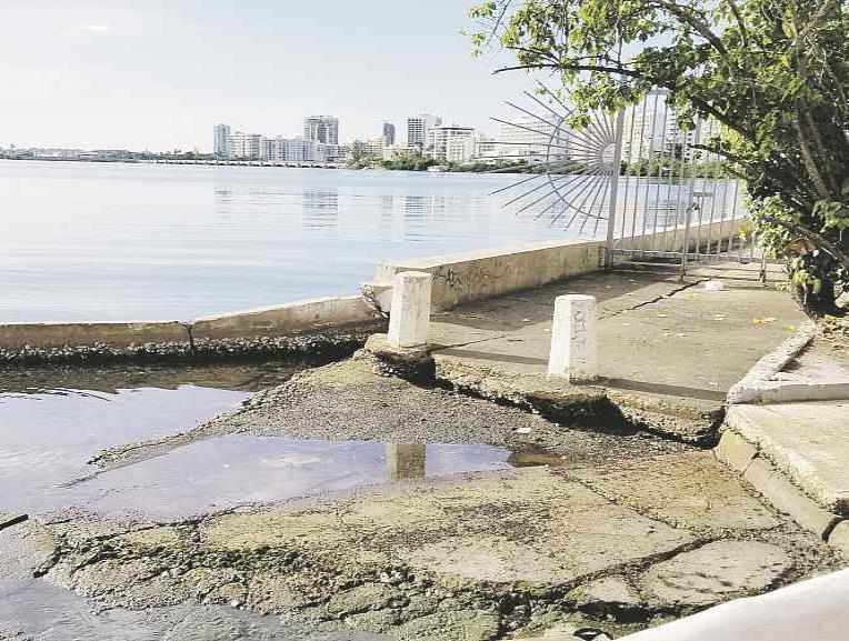 cambio climático para Puerto Rico