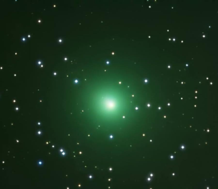 cometa 46P-Wirtanen