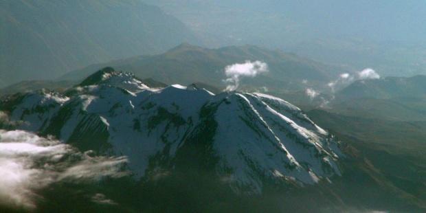 deshielo glaciares de los Ande Peru Cordillera Blanca