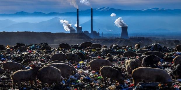 emisiones en los paises ricos