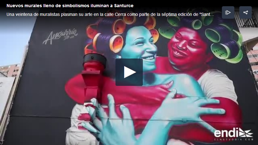evento muralista Santurce es ley