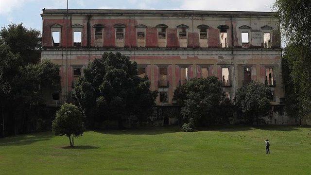 museo brasileno destruido por fuego