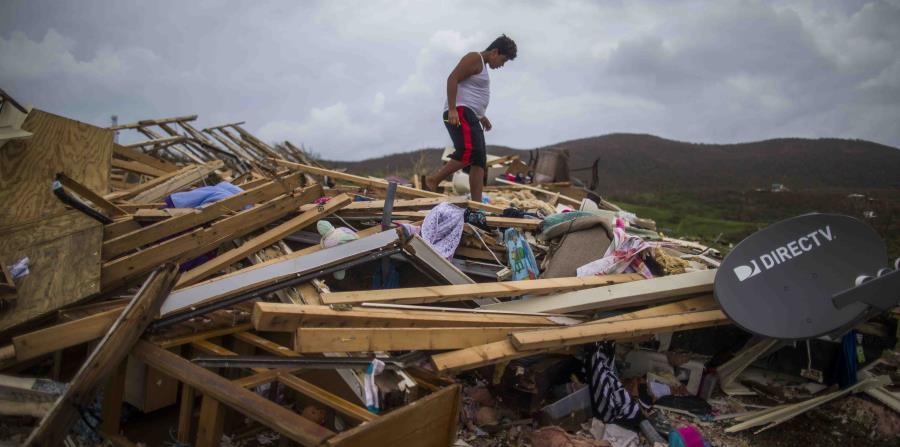 reconstruccion de Puerto Rico tras los destrozos que produjo el huracan Maria