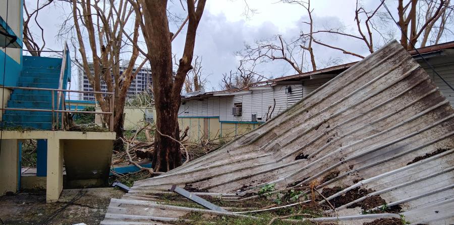 reconstruccion de Puerto Rico
