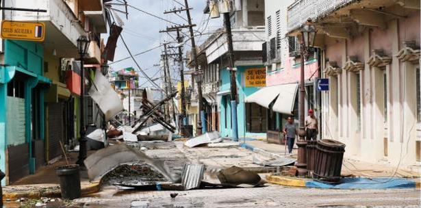 zonas historicas afectadas por huracan Maria