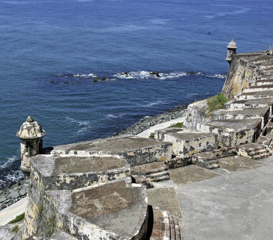 Castillo San Cristobal Puerto Rico