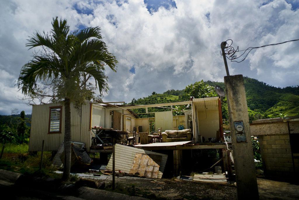 efectos huracan Maria