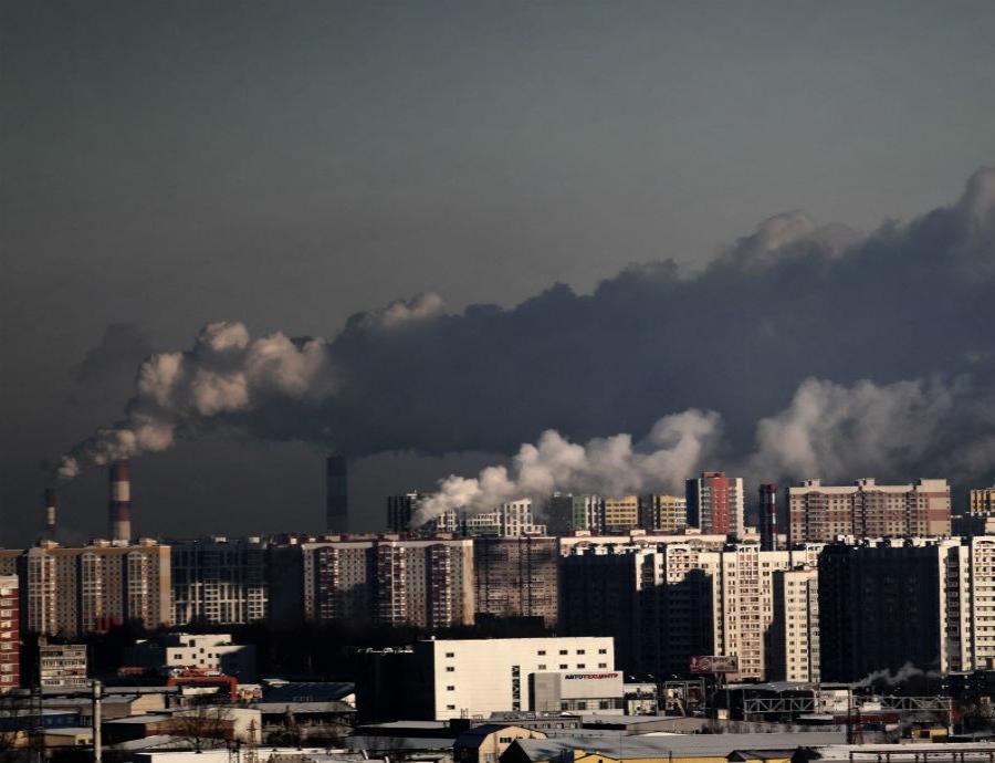emision de CO2 a la atmosfera