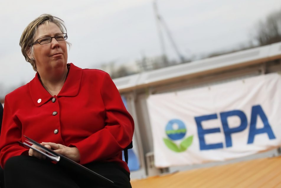 exdirectora de la Region II de la EPA Judith Enck