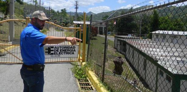 hidroelectrica Toro Negro