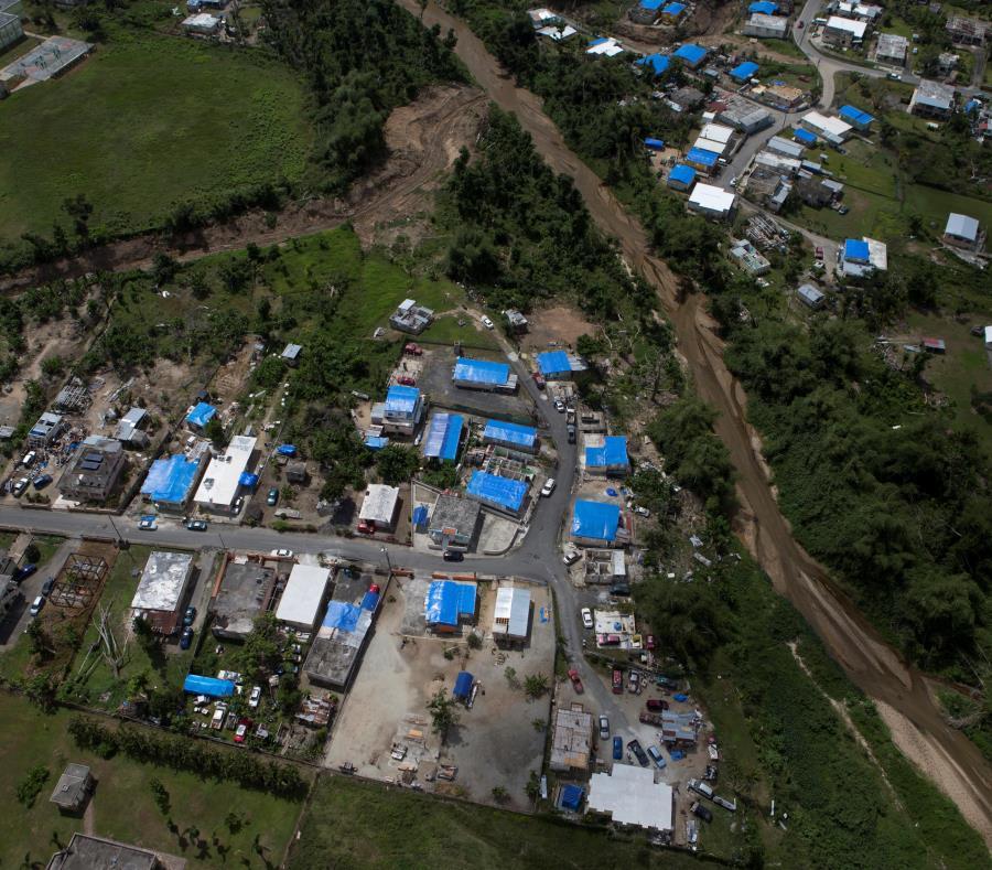viviendas Reconstruccion y Recuperacion Puerto Rico