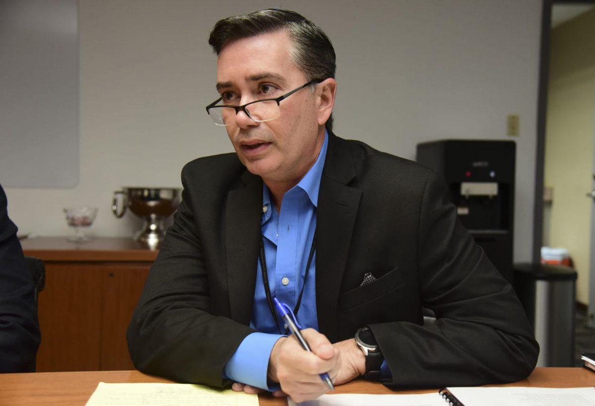 Daniel Hernandez Morales director de generacion de la corporacion publica