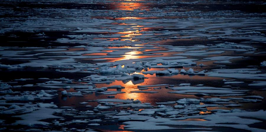 Pasaje Noroccidental en el Archipielago Artico Canadiense