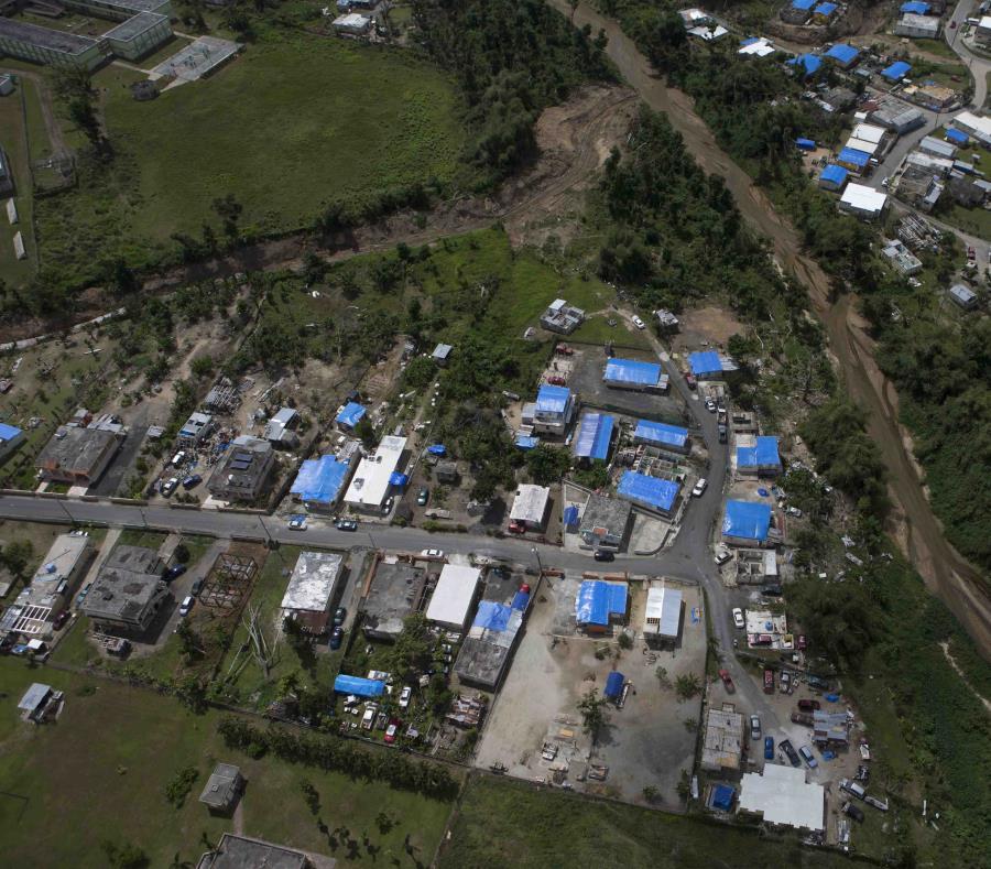 fondos de reconstruccion Puerto Rico