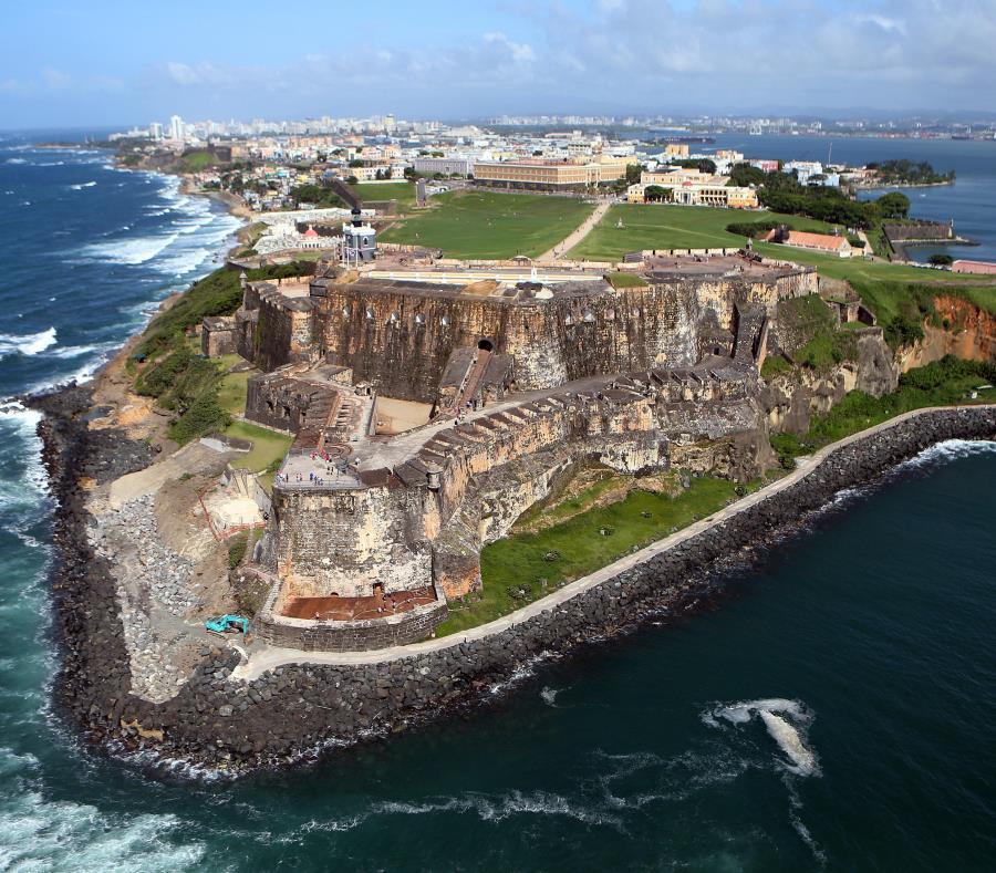 fortificaciones San Juan