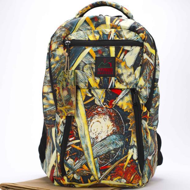 mochilas inspiradas en El Yunque