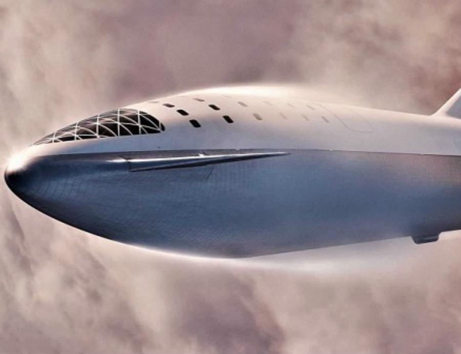 nave espacial Starship de SpaceX