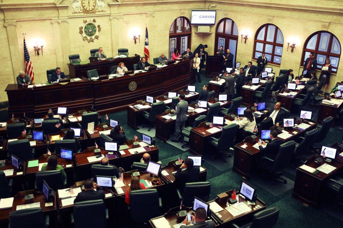 Camara de Representantes Puerto Rico