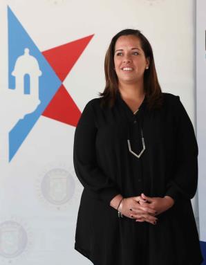 Carla Campos secretaria de Turismo Puerto Rico